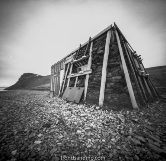 pinhole photo at fredheim