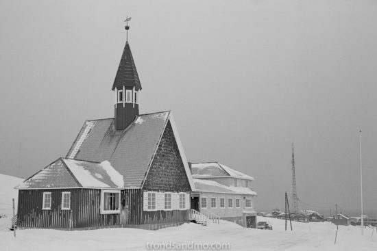 Svalbard church, Longyearbyen