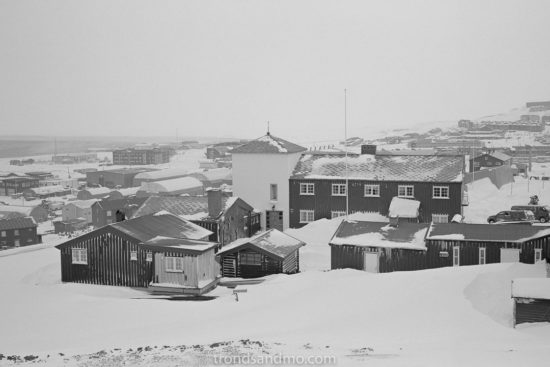 Sysselmannsgården Longyearbyen
