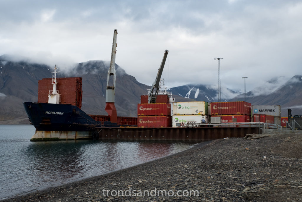 Port of Longyearbyen III