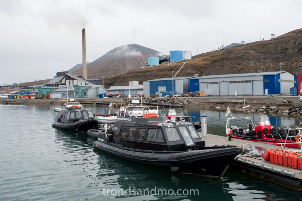 Port of Longyearbyen I