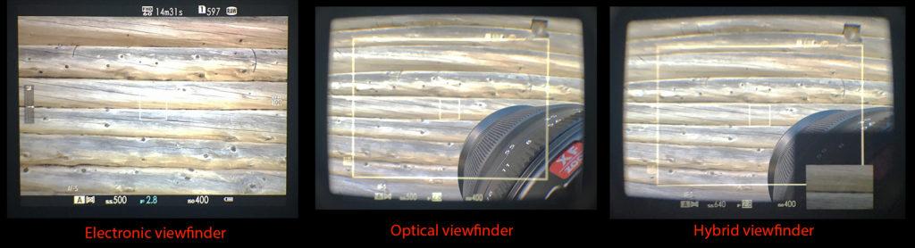X-Pro2 viewfinder