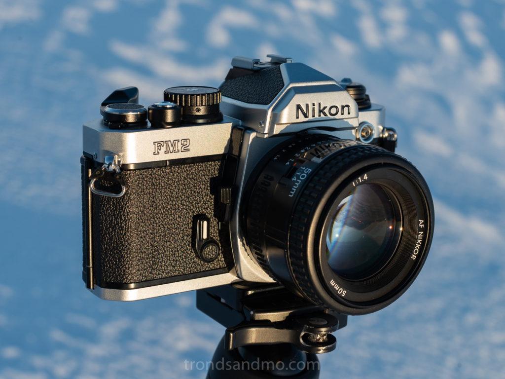 Nikon FM2N - II