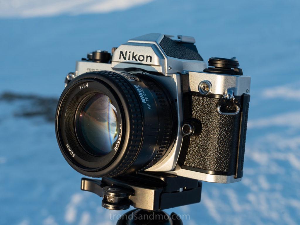 Nikon FM2N - III