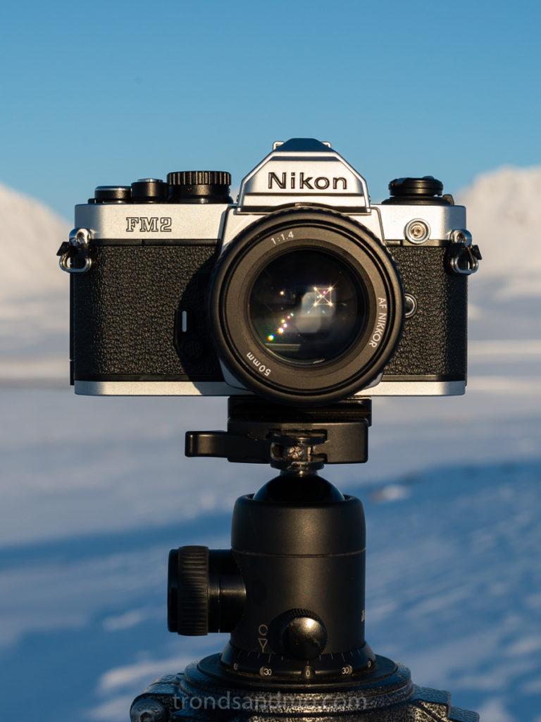Nikon FM2N - IV