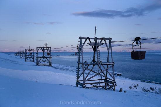 Longyearbyen trestle