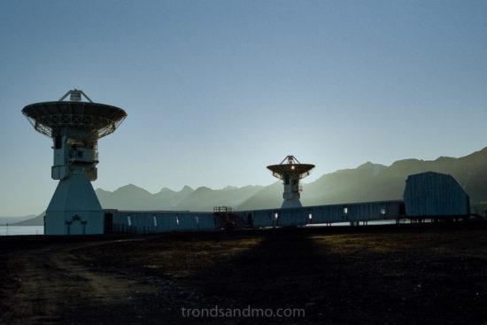 Brandal twin 13m telescope II